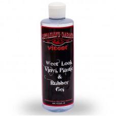 Vicont Wet Look Vinyl, Plastic & Rubber Gel - Dressing Plastice & Anvelope