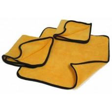 Vicont Yellow Plush Microfiber Towel - Prosop Microfibre 41 x 41 cm