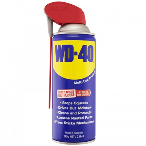 WD-40 Lubrifiant Multifunctional Smart Raw 450ml
